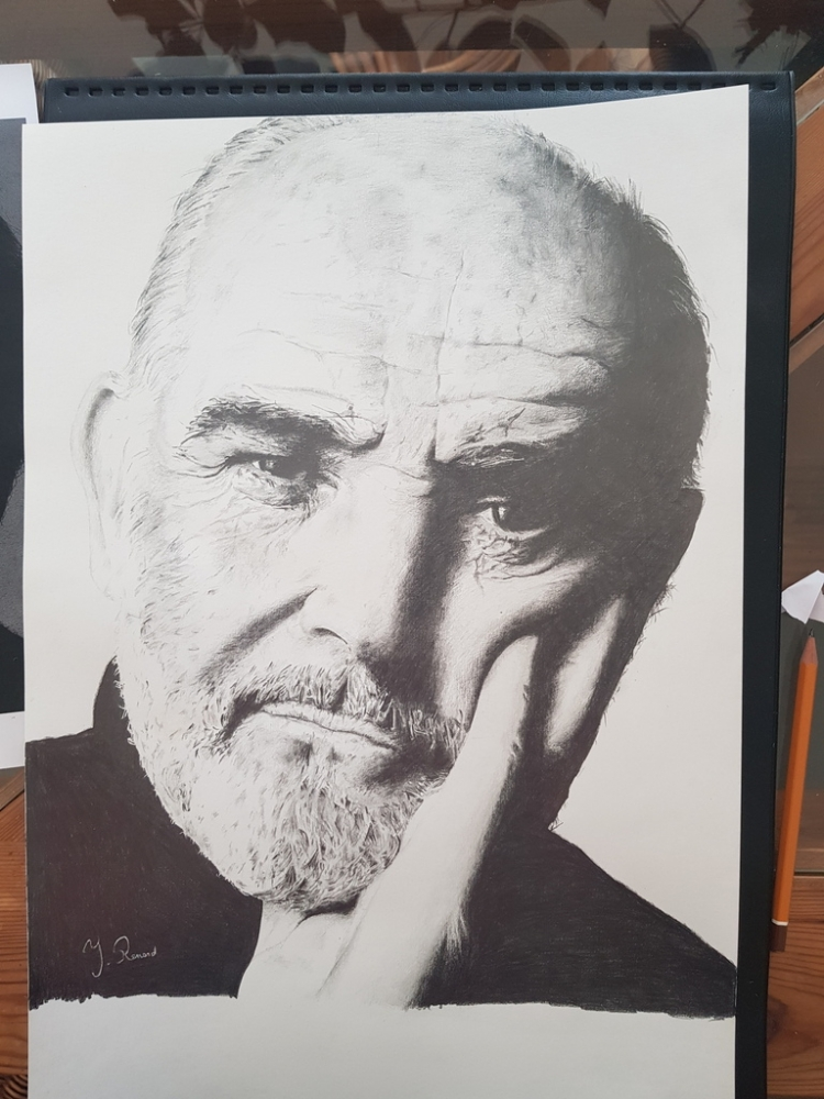 Sean Connery par yoyobzh